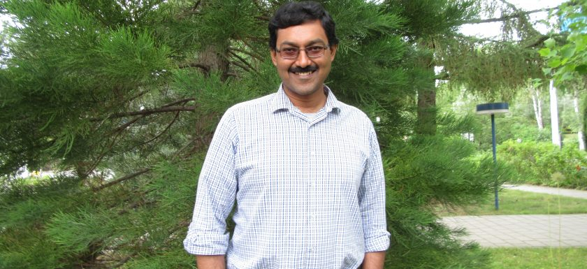 Ravi Subramanian, University Nevada, Humboldt-Fellow, 2017/2018 as a guest at HZB
