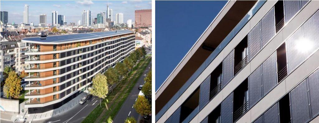 Eine weitere planerische Herausforderung sind die Übergänge von aktivierten Fassadenteilen zu Fenstern, Dach oder Gebäudebegrenzungen. Wie erhält man hier eine gestalterisch akzeptable Lösung?