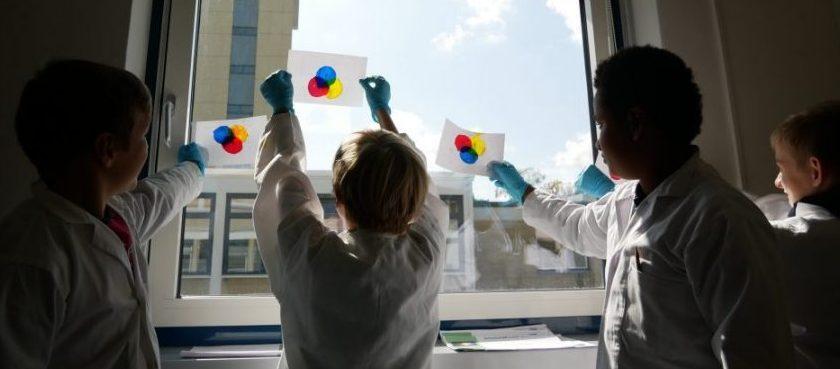 Farben-Fenster