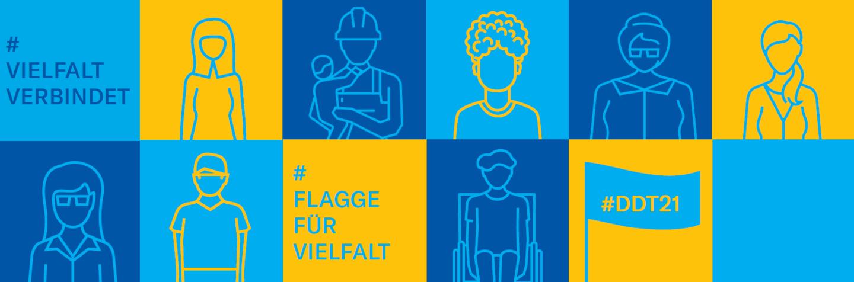 Logo des Diversity-Tags